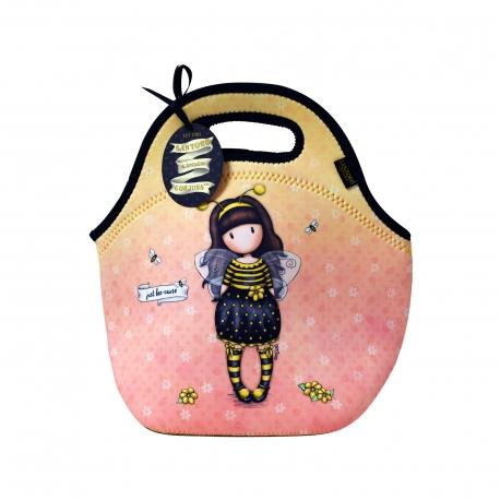 Gorjuss τσάντα παιδική santoro 519 κίτρινη