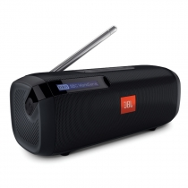 JBL Tuner Bluetooth Speaker with FM/DAB Radio Blac