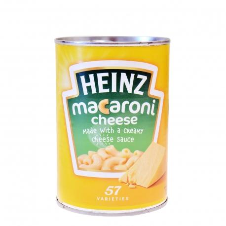 ΖΥΜΑΡΙΚΑ ΜΑΓΕΙΡΕΜΕΝΑ (400g) MACARONI CHEESE HEINZ
