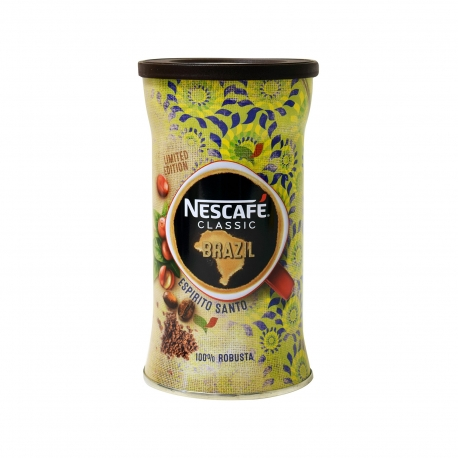 ΚΑΦΕΣ ΣΤΙΓΜΙΑΙΟΣ (90g) BRAZIL NESCAFE LIMITED EDITION