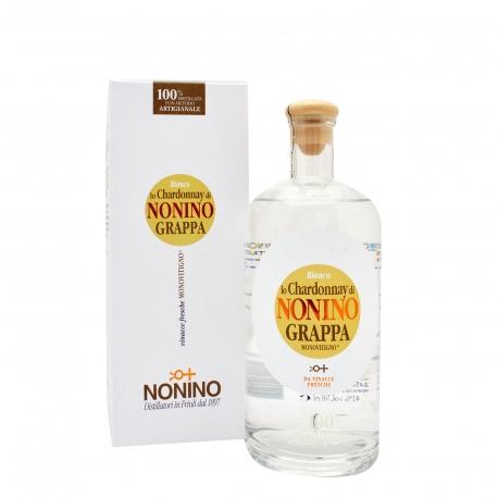 NONINO ΛΙΚΕΡ GRAPPA MONOVITIGNO CHARDONNAY BIANCO (700ml)