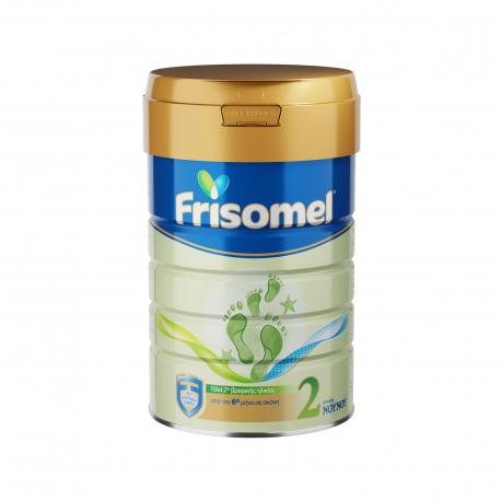 FRISOMEL ΓΑΛΑ ΣΕ ΣΚΟΝΗ ΠΑΙΔΙΚΟ ΝΟ 2 +6ΜΗΝΩΝ (400g)