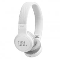 Ασύρματα ακουστικά JBL Live 400 άσπρα