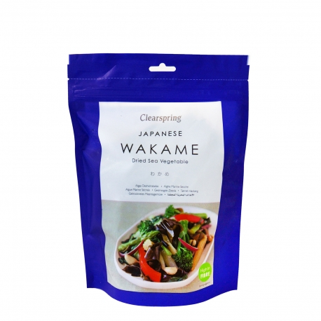 WAKAME (50g) DRIED SEE VEGETABLE CLEARSPRING - ΠΡΟΪΟΝΤΑ ΠΟΥ ΜΑΣ ΞΕΧΩΡΙΖΟΥΝ