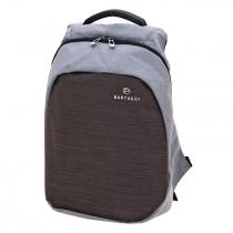 Σακίδιο πλάτης BARTUGGI 711-6484 laptop grey