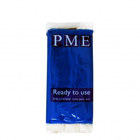 Pme ζαχαρόπαστα blue turquoise blue - προϊόντα που μας ξεχωρίζουν (250g)