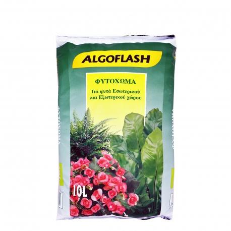 Algoflash φυτόχωμα (10lt)