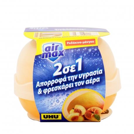 Uhu συλλέκτης υγρασίας air max ροδάκινο - μάνγκο (40g)