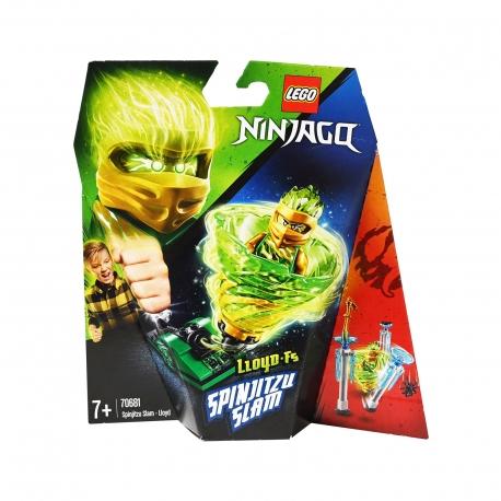 Lego παιχνίδι spinjitzu ninjago