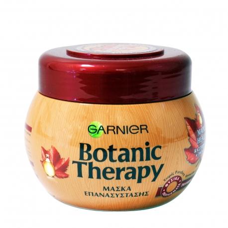 Garnier μάσκα μαλλιών botanic therapy ταλαιπωρημένα μαλλιά (300ml)