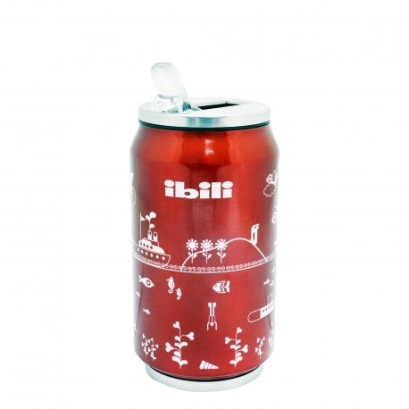 Ibili ποτήρι θερμός 796900 με καπάκι σιλικόνης