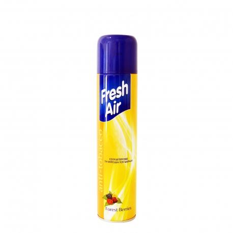 Εύρηκα αρωματικό χώρου spray fresh air anti- tobacco forest berries (300ml)