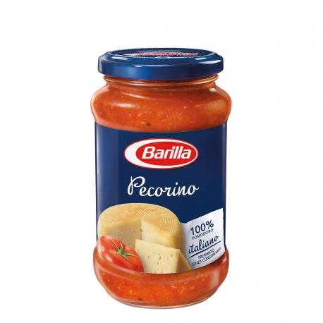 Barilla σάλτσα έτοιμη με ντομάτα & τυρί πεκορίνο - χωρίς γλουτένη (400g)