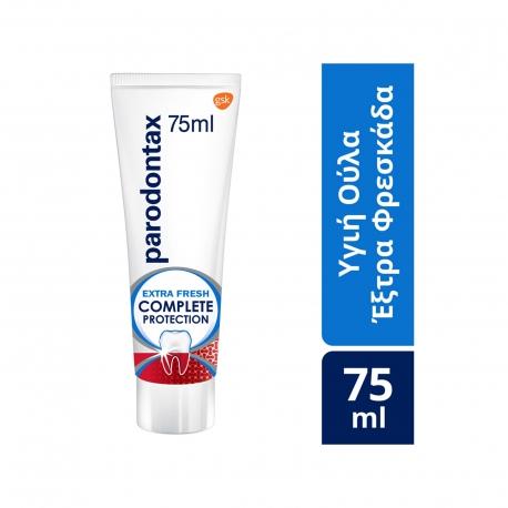 Parodontax οδοντόκρεμα complete protection extra fresh (75ml)