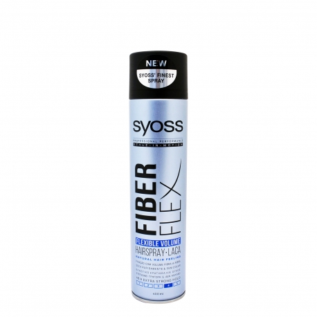 SPRAY ΜΑΛΛΙΩΝ (400ml) 48H EXTRA STRONG HOLD 04 SYOSS FIBER FLEX ... e71c9177c99
