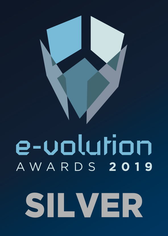 e-volution silver award 2019